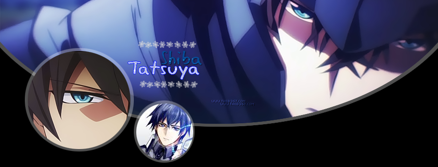 [ تقرير ] شخصية Tatsuya Shiba   ذآ هآنترز . 541405928