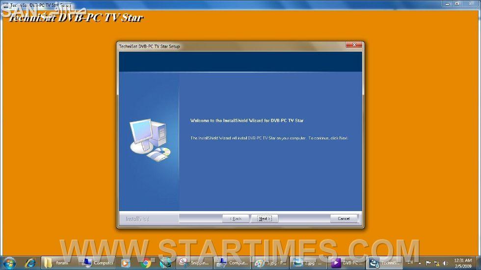 windows trust 4 startimes