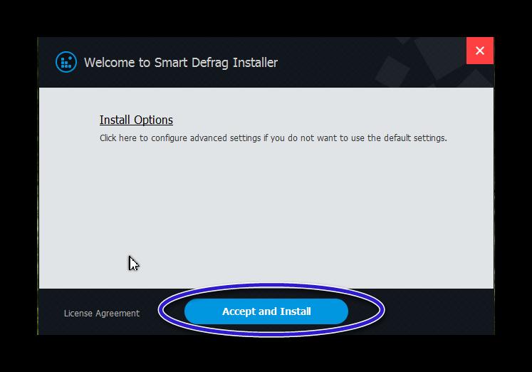 برنامج لعمل إلغاء تجزئة أجهزة الكمبيوتر تحسين الأداءIObit Smart Defrag 5.0.1.684 بوابة 2016 138298168.png