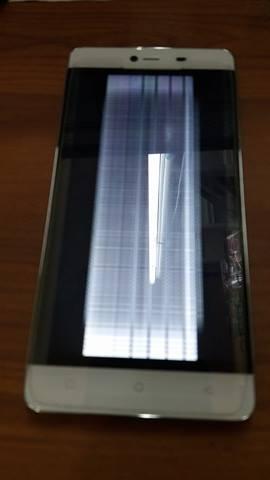 فلاش هاتف كوندور p6 pro  لحل  مشكل الخطوط في الشاشة  بعذ التغيير