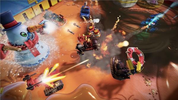 لعبه Micro Machines World Series تحميل تورنت 5 arabp2p.com