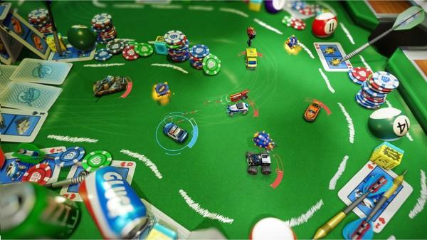 لعبه Micro Machines World Series تحميل تورنت 6 arabp2p.com