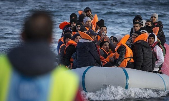 هيئة خفر السواحل الإيطالي تنقذ 1100 مهاجر في 11 عملية في مضيق الصقلية