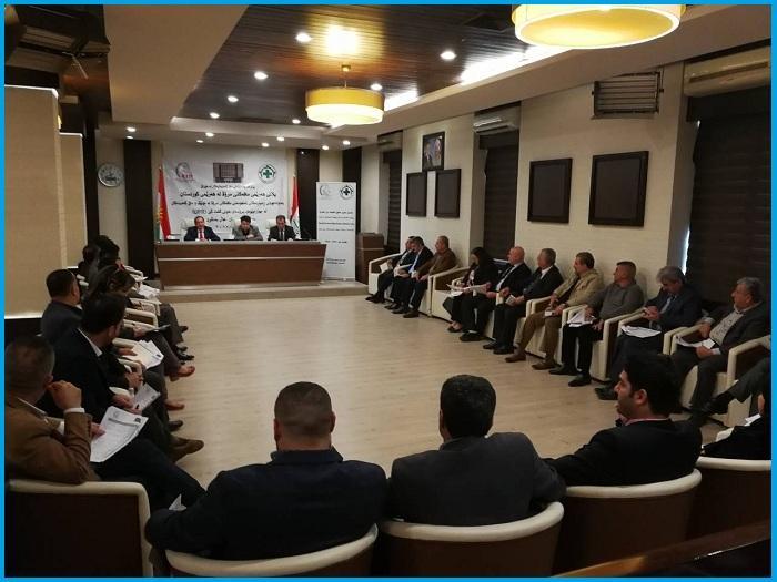 الجمعية العراقية لحقوق الانسان تشارك في مناقشة الخطة الوطنية للاقليات