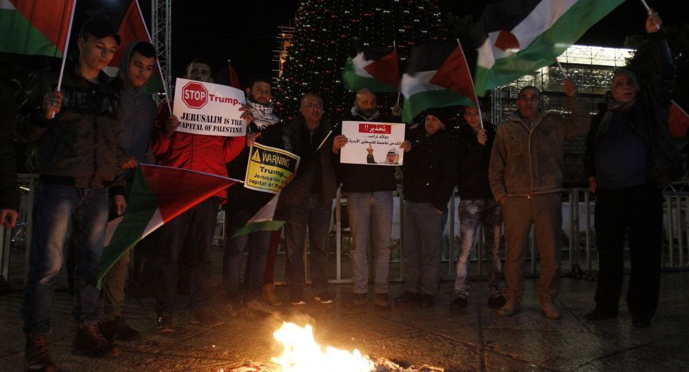 """""""القدس عاصمة لإسرائيل""""... موسكو وبكين تقولان كلمتهما"""