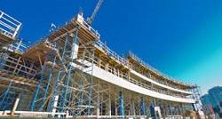 تقديم أعمال البناء وتشييد المنزل