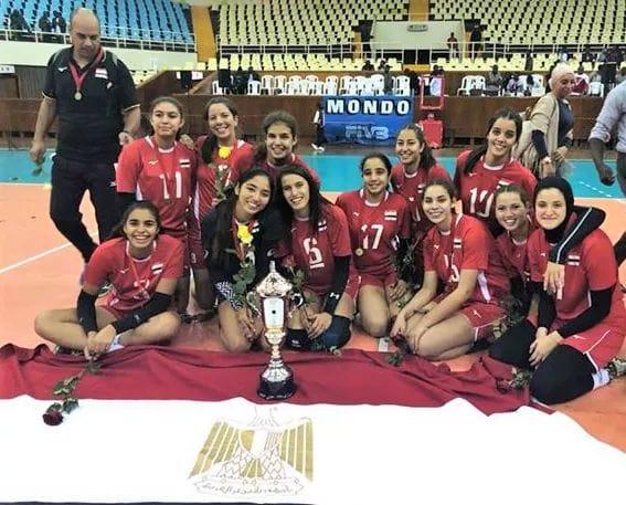 مصر تفوز ببطولة افريقيا لكرة اليد للشباب و بطولة الكرة الطائرة للآنسات 668647433