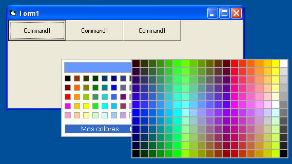 أفضل أدوات Color Picker لمشروعات الفجوال بيسك 6 582902342