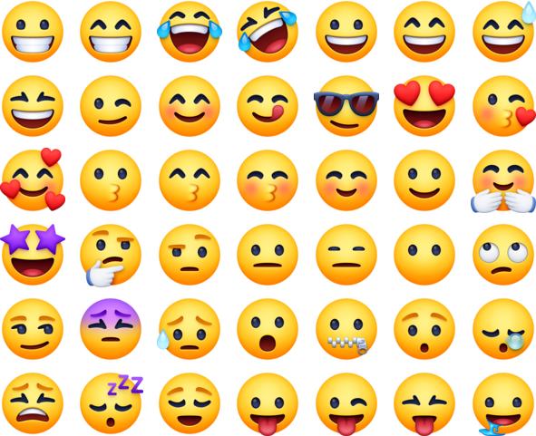 Emojis Für Facebook