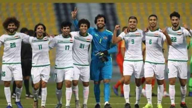 المنتخب العراقي تغلب على نظيره الفلسطيني بهدف وحيد، في المباراة الدولية الودية