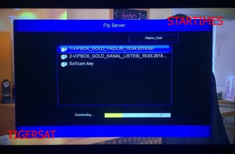 تحويل ICONE I3030 إلى Vipbox Gold/Matrix GOLD مع LIVE TV