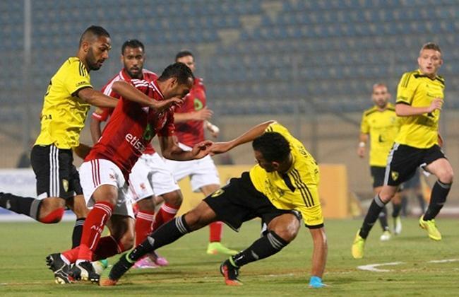 ملخص مباراة الاهلي ووادي دجلة 3 0 الدوري المصري كورة شوت