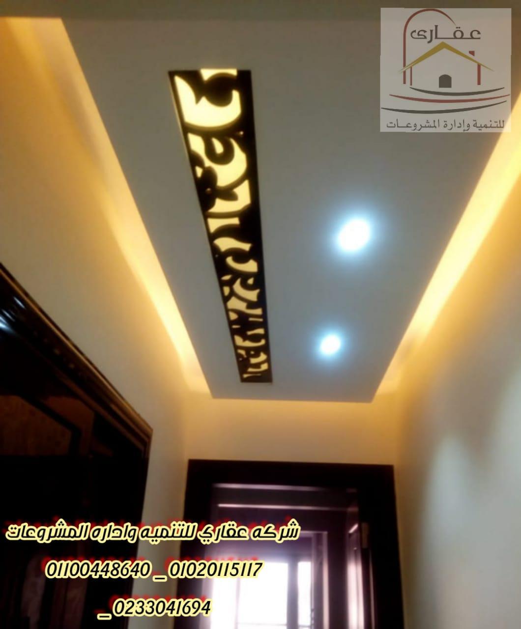 تصميم هندسي ديكورات ( شركه عقاري للتنميه واداره المشروعات01100448640  ) 371692409
